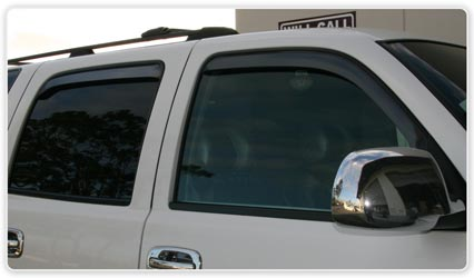 Truck Window Visors